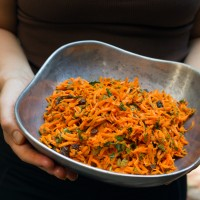 My Carrot Salad